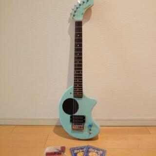 FERNANDES ZO-3 フェルナンデスギター(ぞうさん/水色)