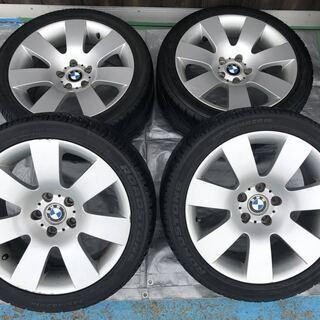 BMW純正18インチアルミ 5穴 PCD120 18×8J +2...