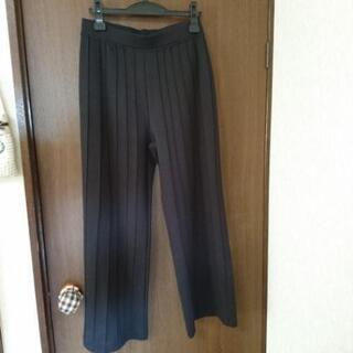 【値下げ】レディース パンツ(フリー)黒
