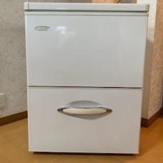 haier  電気冷凍庫 (2ドア)