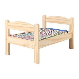 IKEA 人形ベッド ペットにもおすすめ
