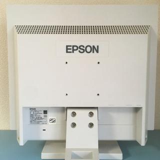 EPSON 17型液晶ディスプレイ - 三養基郡