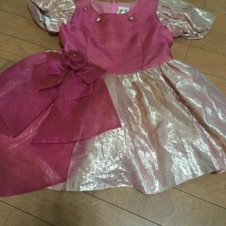女の子ドレス110センチ