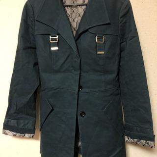 深緑コート 2サイズ