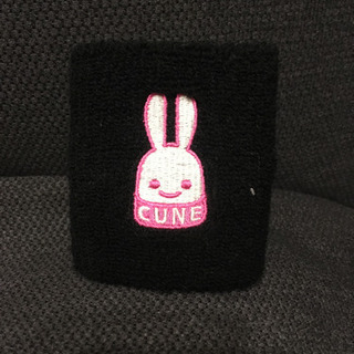 CUNE キューン リストバンド