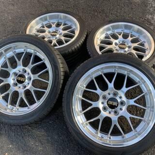 BBS RS-GT 18インチ BMW 5シリーズ E60,E61