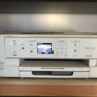 EPSON 多機能プリンタPX-503A