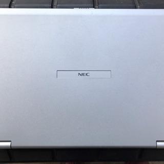ジャンク品 ノードパソコン NEC PC-LL370KG