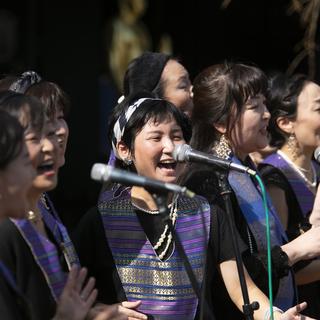 ワンコインでゴスペル体験!新春、ハモって、歌って、笑顔になろう!...