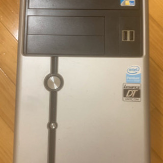 lesance DT e2160 (ハードディスクなし)部品取りで出品