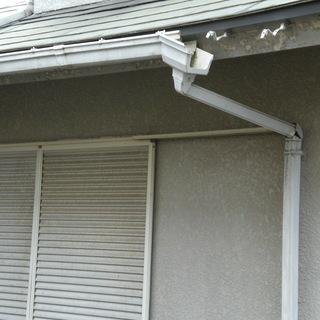 雪による雨樋・カーポート・テラスの修理は家屋メンテ工房へどうぞ!