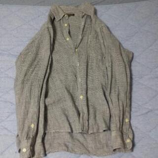 長袖シャツ売ります