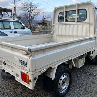 ハイゼットトラック 4WD