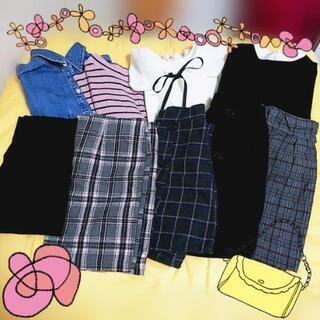 韓国ファッション まとめ売り