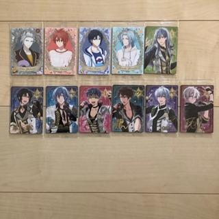 アイドリッシュセブンカード☆11枚セット