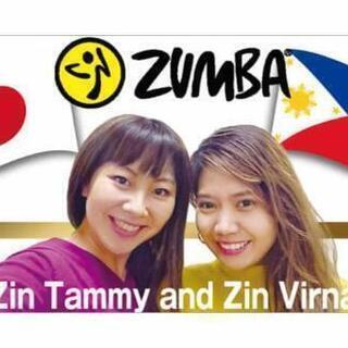 【Tammy&Virna】Zumba Makes You HAP...