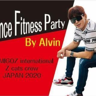 【Alvin】★3/28 19:45Ikebukuro danc...