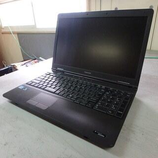 パソコン ノートパソコン☆東芝 B551/C☆No.N0004