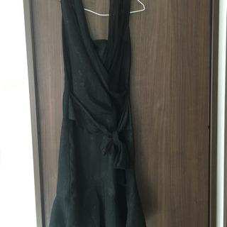 ホルダーネック ドレス