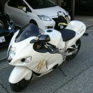 隼GSX1300-R (白)