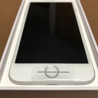 新品 iPhone8 シムフリー(シルバー)
