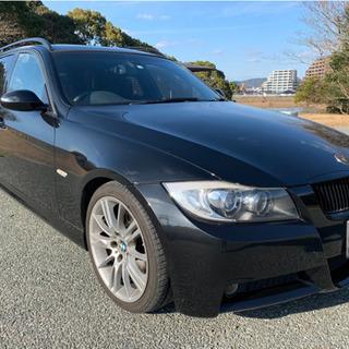 BMW★3シリーズツーリングMスポーツ★車検R.3年6月★サンル...