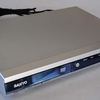 値下げしました■SANYO DVD PLAYER DVD-S8(...