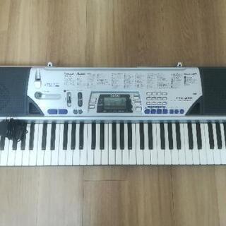 カシオ 電子ピアノ CTK-496
