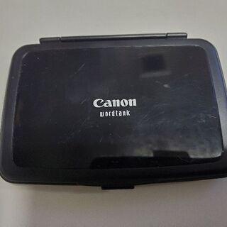 Canon ワードタンク キヤノン IDP-610J 国語辞典 ...