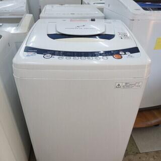 TOSHIBA AW-70GK 洗濯機7キロ 2011年製…