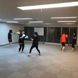 キックボクシング 教室🥊 ダイエットや気軽に運動したい方向けの教室です😆 − 千葉県