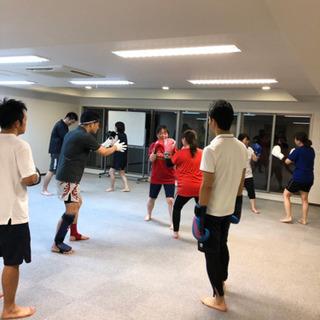 キックボクシング 教室🥊 ダイエットや気軽に運動したい方向けの教室です😆 - 千葉市