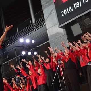 ゴスペルメンバー募集!!!歌って!踊って!楽しんじゃお~♪