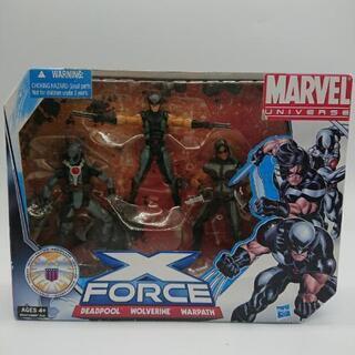 Hasbro MARVEL X FORCE 3体セット