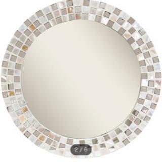 ニトリ ウォールミラー 鏡