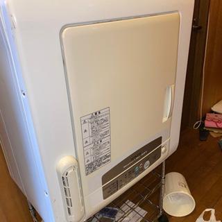 衣類乾燥機/再値下の画像