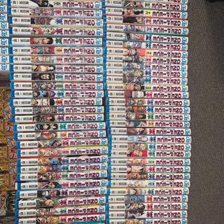 ワンピース 1巻〜92巻 プラス限定別巻6冊を、セットで