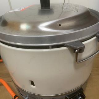 リンナイ 業務用ガス炊飯器