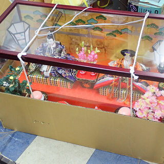 札幌市 3月3日はお雛様 桃の節句 ひな人形 ひな祭り ひなまち...