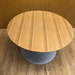 無印良品 タモ材 コーヒーテーブルローテーブル サイドテーブル ...