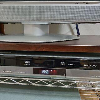 Panasonic VHS/DVD/HDDレコーダー ジャンク