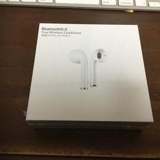 Bluetooth5.0 ワイヤレスイヤフォン 未開封
