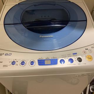 洗濯機 Panasonic 2011年製【取引先決定しまし…