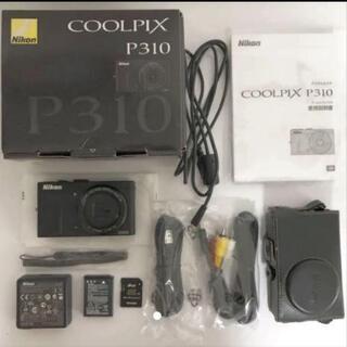 Nikon  coolpix P310  状態良