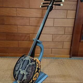 沖縄伝統 6弦三味線
