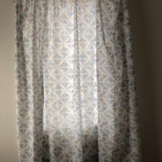ニトリ遮光遮像レースカーテン 135cm×100 2枚セット