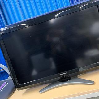 2011年製 SHARP 液晶カラーテレビ LC-32E8