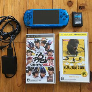 PSP ソフト付き 2000円