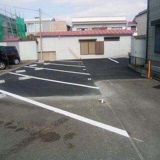 下田市二丁目 貸土地(2〜3台駐車可 約50㎡)