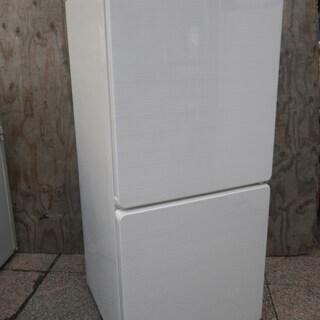 ■配達します。■ユーイング 110L 2ドア冷凍冷蔵庫 UR-F...